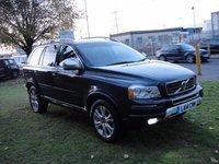 2014 VOLVO XC90  2.4 D5 SE LUX AWD 5d AUTO 200 BHP £22980.00
