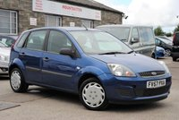 2008 FORD FIESTA 1.4 STYLE CLIMATE 16V 5d £1695.00
