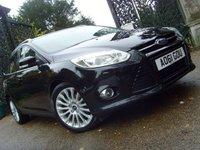 2011 FORD FOCUS 1.6 TITANIUM X TDCI 5d 113 BHP £6999.00