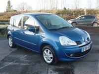 2008 RENAULT GRAND MODUS 1.5 DYNAMIQUE DCI 5d 85 BHP, SOLD WITH 6m WARRANTY £3195.00
