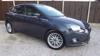 USED 2012 12 FORD FOCUS 1.6 ZETEC TDCI 5dr £20/yr Tax, Bluetooth