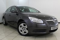 USED 2009 09 VAUXHALL INSIGNIA 2.0 EXCLUSIV CDTI 5DR 160 BHP SERVICE HISTORY + CRUISE CONTROL + MULTI FUNCTION WHEEL + RADIO/CD + 17 INCH ALLOY WHEELS