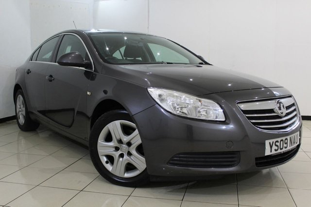 View our 2009 09 VAUXHALL INSIGNIA 2.0 EXCLUSIV CDTI 5DR 160 BHP