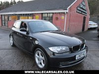 2007 BMW 1 SERIES 120D SE 5 dr  £4490.00