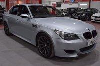 USED 2006 06 BMW 5 SERIES 5.0 M5 4d AUTO 501 BHP