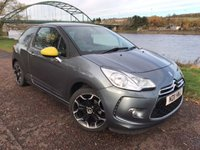 USED 2011 11 CITROEN DS3 1.6 ORLA KIELY HDI 3d 90 BHP **VERY RARE SPECIAL EDITION**