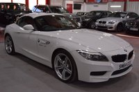 2014 BMW Z4 2.0 Z4 SDRIVE28I M SPORT ROADSTER 2d 242 BHP £20885.00