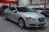 2009 JAGUAR XF 3.0 V6 LUXURY 4d AUTO 240 BHP £7285.00