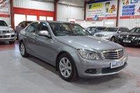 2007 MERCEDES-BENZ C CLASS 2.1 C220 CDI SE 4d AUTO 168 BHP £7985.00