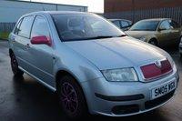 2005 SKODA FABIA 1.2 CLASSIC HTP 5d 54 BHP £650.00