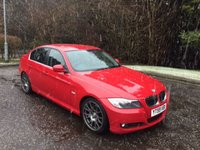 USED 2009 59 BMW 3 SERIES 3.0 325D SE 4d 195 BHP 6 MONTHS PARTS+ LABOUR WARRANTY+AA COVER