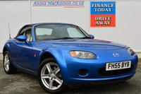 USED 2006 55 MAZDA MX-5 1.8 I 2d 125 BHP TWO FORMER KEEPERS