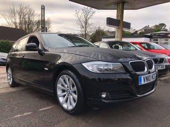2010 BMW 3 SERIES 2.0 320D SE TOURING 5d 181 BHP £3995.00