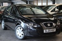 USED 2009 09 SEAT LEON 1.9 REFERENCE TDI 5d 103 BHP
