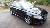 USED 2008 58 VOLVO S40 2.0 SE SPORT D 4d 135 BHP