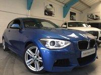 USED 2014 63 BMW 1 SERIES 2.0 125I M SPORT 3d AUTO 215 BHP
