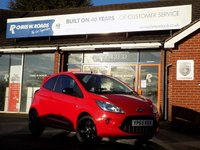 USED 2015 65 FORD KA 1.2 GRAND PRIX 3dr 69 BHP *ONLY 9.9% APR with FREE Servicing*
