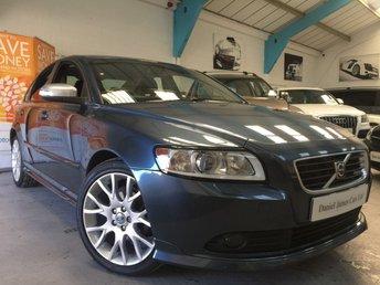 2009 VOLVO S40 1.8 R Design Sport 4d 125 BHP £4990.00