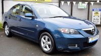 USED 2007 56 MAZDA 3 1.6 TS 4d 105 BHP * NATIONWIDE WARRANTY INCLUDED *