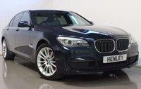 USED 2011 61 BMW 7 SERIES 3.0 730D M SPORT 4d 242 BHP