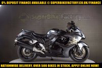 USED 2007 57 SUZUKI GSX1300R HAYABUSA 1300CC 0% DEPOSIT FINANCE AVAILABLE GOOD & BAD CREDIT ACCEPTED, OVER 500+ BIKES IN STOCK