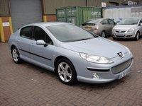 2006 PEUGEOT 407 2.0 ZENITH HDI 4d 136 BHP £880.00