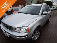USED 2010 59 VOLVO XC90 2.4 D5 ACTIVE AWD 5d AUTO 185 BHP BUY FOR ONLY £28 A WEEK *FINANCE* £0 DEPOSIT AVAILABLE