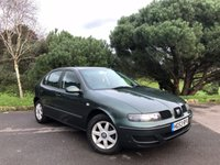 USED 2003 53 SEAT LEON 1.4 S 5d 74 BHP One Former Keeper | New Mot