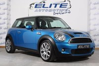 USED 2008 08 MINI HATCH COOPER 1.6 COOPER S 3d 172 BHP FSH/LOW MILES/CHILLI PACK/LEATHER/BIG SPEC/AMAZING CAR!