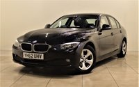 USED 2012 62 BMW 3 SERIES 2.0 320D EFFICIENTDYNAMICS 4d AUTO 161 BHP + AIR CON + AUX + BLUETOOTH + 1 PREV OWNER + SERVICE HISTORY