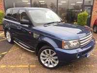 USED 2007 07 LAND ROVER RANGE ROVER SPORT 3.6 TDV8 SPORT HSE 5d AUTO 269 BHP