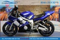 2003 YAMAHA R6 YZF R6  £2795.00