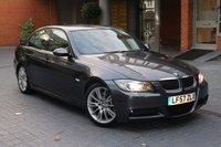 2007 BMW 3 SERIES 3.0 325D M SPORT 4d AUTO 195 BHP £5250.00