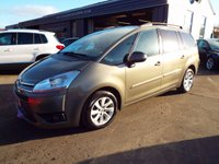 USED 2010 10 CITROEN C4 PICASSO 2.0 GRAND VTR PLUS HDI EGS 5d 134 BHP FREE 12 MONTH AA ROADSIDE RECOVERY INCLUDED