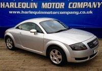 2000 AUDI TT 1.8 QUATTRO 3d 177 BHP £1999.00