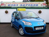 USED 2009 09 CITROEN C3 PICASSO 1.4 PICASSO VT 5d 95 BHP GREAT CONDITION 12 MONTHS MOT