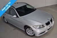 USED 2007 07 BMW 3 SERIES 2.0 318D SE TOURING 5d 121 BHP