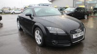 USED 2007 07 AUDI TT 2.0 TFSI 3d 200 BHP LOW DEPOSIT OR NO DEPOSIT FINANCE AVAILABLE.