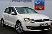 USED 2010 60 VOLKSWAGEN POLO 1.6 SE TDI 5d 74 BHP ONE FORMER KEEPER