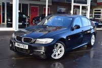 USED 2011 61 BMW 3 SERIES 2.0 320D M SPORT 4d 181 BHP