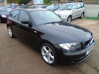 2011 BMW 1 SERIES 2.0 118D SPORT 5d 141 BHP £6550.00
