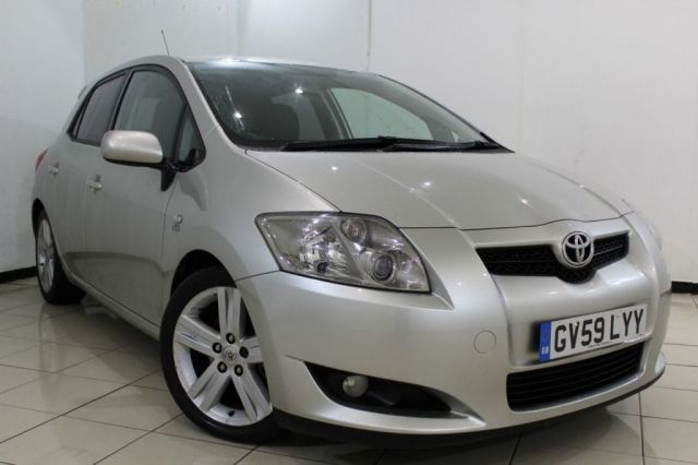 View our 2009 59 TOYOTA AURIS 2.2 SR 180 D-CAT 5DR 174 BHP