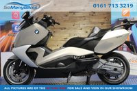 2012 BMW C650 C 650 GT - BUY NOW PAY NOTHING FOR 2 MONTHS  £4995.00