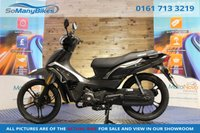 2016 KEEWAY TARGET 125 TARGET 125 - 1 Owner - BUY NOW PAY NOTHING FOR 2 MONTHS 		 £1495.00