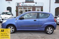 USED 2009 58 CHEVROLET AVEO 1.2 S 3d 83 BHP Very Low Mileage - Ideal First Car