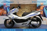 2017 HONDA PCX125 WW 125 EX2-H - 1 Owner - Start/stop £2195.00