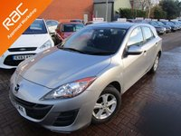 USED 2011 61 MAZDA 3 1.6 TS D 5d 115 BHP 1 OWNER FROM NEW