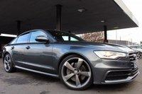 USED 2013 62 AUDI A6 3.0 TDI QUATTRO S LINE BLACK EDITION 4d AUTO 313 BHP