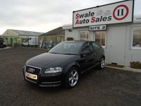 USED 2010 60 AUDI A3 1.6 MPI TECHNIK 3d 101 BHP £29 PER WEEK NO DEPOSIT, SEE FINANCE LINK BELOW