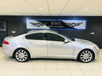 USED 2010 JAGUAR XF 3.0 V6 LUXURY 4d AUTO 240 BHP